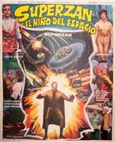 Superzan y el niño del espacio movie poster