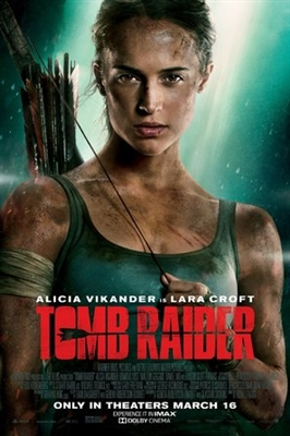 Tomb Raider poster #1563670