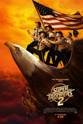 Super Troopers 2 poster #1563707