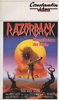 Razorback poster #1563790