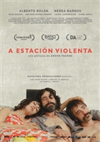 A estación violenta movie poster