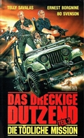 Dirty Dozen: The Deadly Mission movie poster