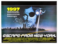 Escape From New York #1564022 movie poster
