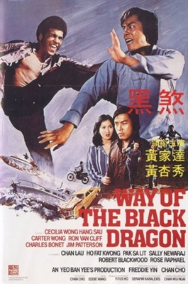 Way of the Black Dragon  poster #1564024