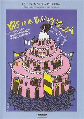 Vals de la Habana vieja poster #1564034