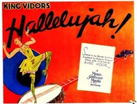 Hallelujah movie poster