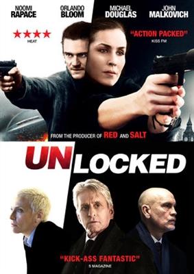 Unlocked poster #1564300