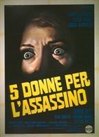 5 donne per l'assassino movie poster