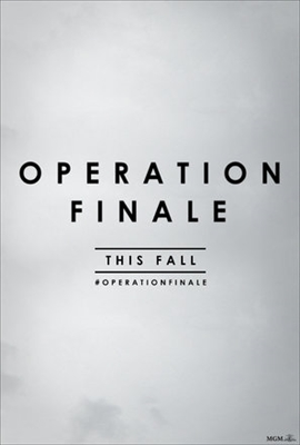 Operation Finale poster #1564807