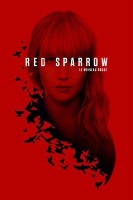 Red Sparrow poster #1564951