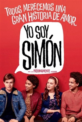 Love, Simon poster #1565133