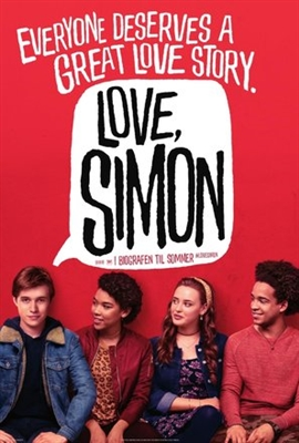 Love, Simon poster #1565137