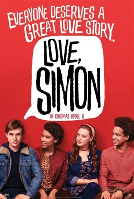Love, Simon poster #1565139