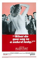 What Do You Say to a Naked Lady? movie poster