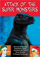 Attack of the Super Monsters movie poster