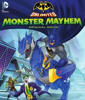 Batman Unlimited: Monster Mayhem  poster #1565538