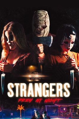 The Strangers: Prey at Night poster #1565560