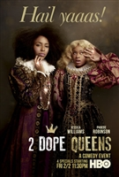 2 Dope Queens movie poster