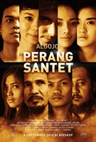 Algojo: Perang Santet movie poster