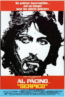 Serpico poster #1566704