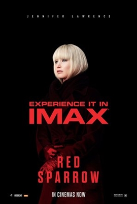 Red Sparrow poster #1566786