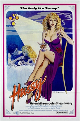 Hussy poster #1566926