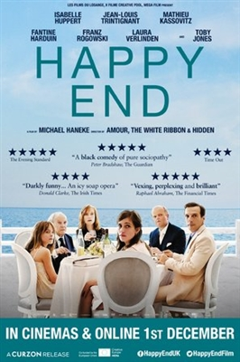 Happy End poster #1566955