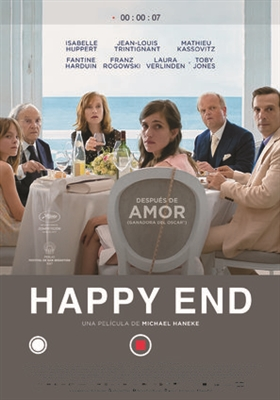 Happy End poster #1567187