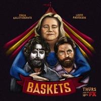 Baskets movie poster