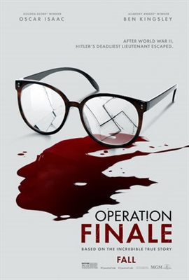 Operation Finale poster #1567353