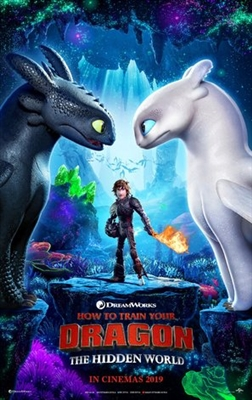 How to Train Your Dragon: The Hidden World poster #1567397