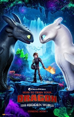 How to Train Your Dragon: The Hidden World poster #1567398