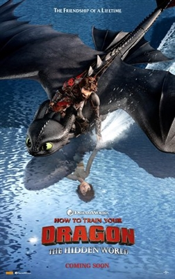 How to Train Your Dragon: The Hidden World poster #1567405