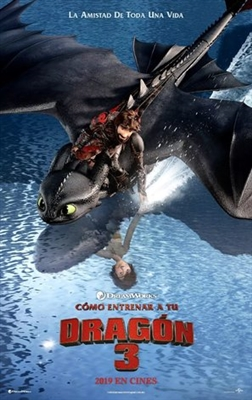 How to Train Your Dragon: The Hidden World poster #1567406