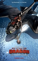 How to Train Your Dragon: The Hidden World #1567407 movie poster