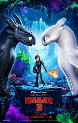 How to Train Your Dragon: The Hidden World poster #1567409