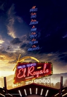 Bad Times at the El Royale movie poster