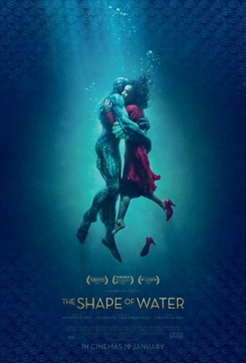 The Shape of Water poster #1569122