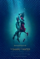 The Shape of Water #1569122 movie poster