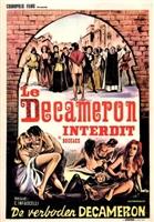 Il Decamerone proibito movie poster