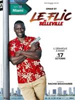 Belleville Cop movie poster