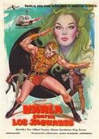Karla contra los jaguares movie poster