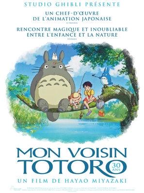 Tonari no Totoro poster #1570332