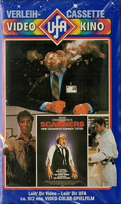 Scanners poster #1570683
