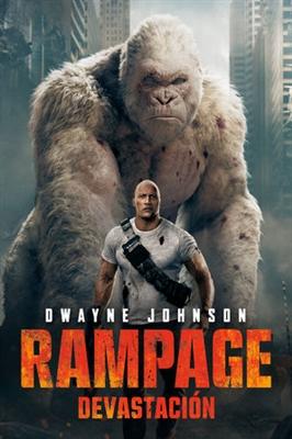 Rampage poster #1570876