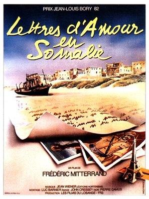Lettres d'amour en Somalie poster #1570994