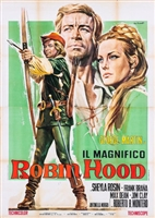 Il magnifico Robin Hood movie poster