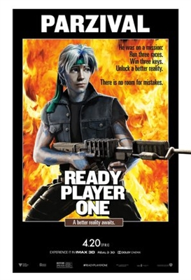 Ready Player One poster #1571426