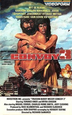 Truckin' Buddy McCoy poster #1571519
