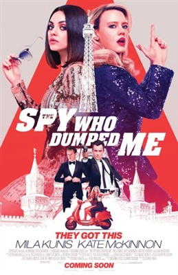 The Spy Who Dumped Me poster #1571904